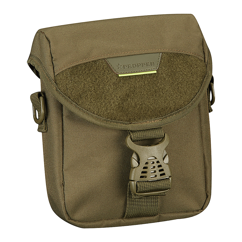 Propper Binocular Pouch with MOLLE Olive Propper Binoculars Telescopes Optics