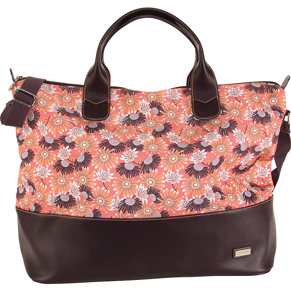 Hadaki Hamptons Tote Daisies - Hadaki Luggage Totes and Satchels - Luggage, Luggage Totes and Satchels