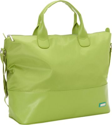Hadaki Hamptons Tote Piquat Green - Hadaki Luggage Totes and Satchels