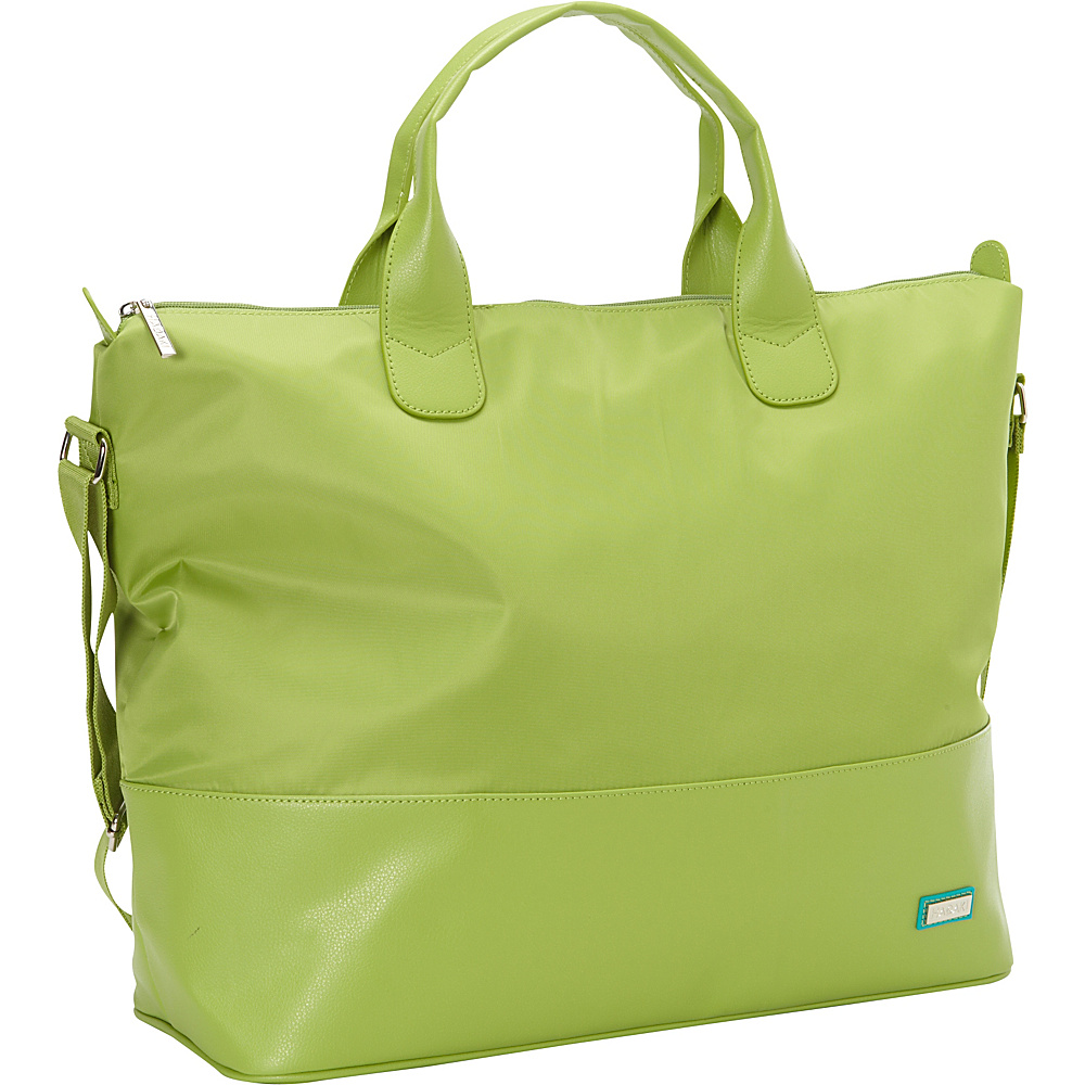 Hadaki Hamptons Tote Piquat Green - Hadaki Luggage Totes and Satchels - Luggage, Luggage Totes and Satchels