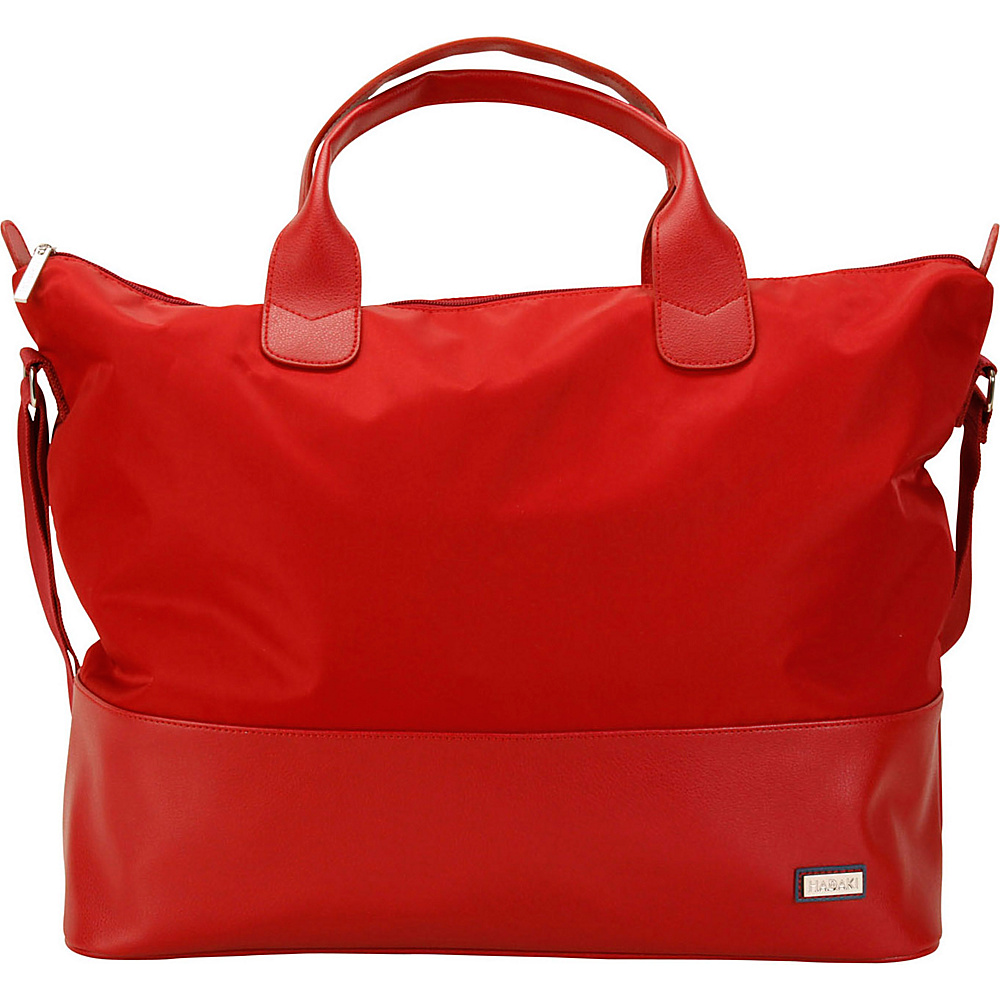 Hadaki Hamptons Tote Rhubarb - Hadaki Luggage Totes and Satchels - Luggage, Luggage Totes and Satchels