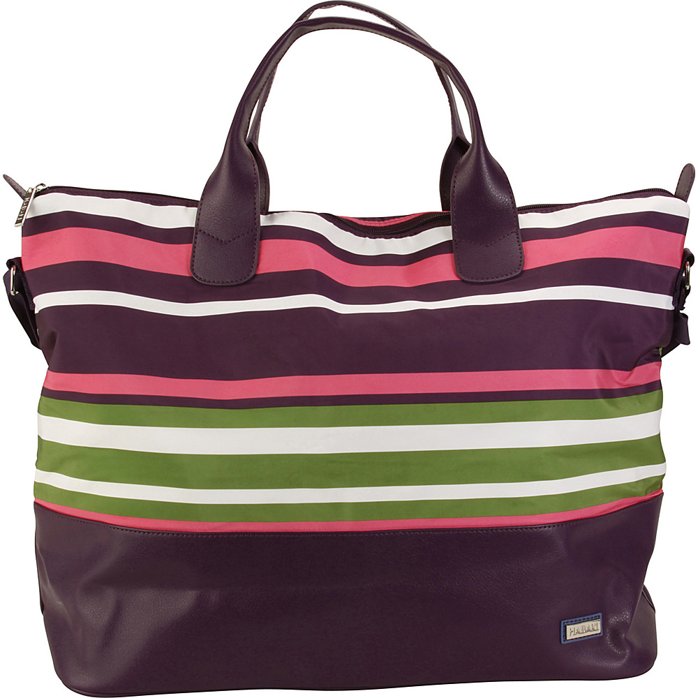 Hadaki Hamptons Tote Stripes - Hadaki Luggage Totes and Satchels - Luggage, Luggage Totes and Satchels