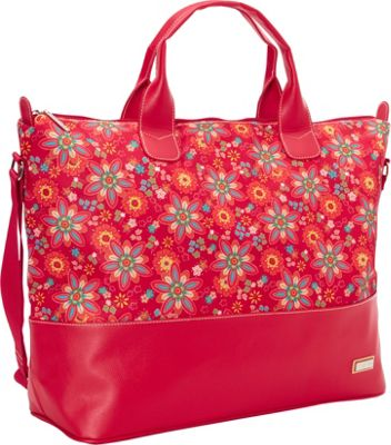 Hadaki Hamptons Tote Primavera Floral - Hadaki Luggage Totes and Satchels