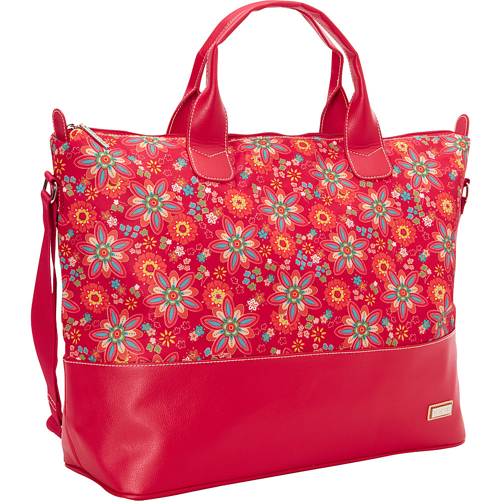 Hadaki Hamptons Tote Primavera Floral - Hadaki Luggage Totes and Satchels - Luggage, Luggage Totes and Satchels