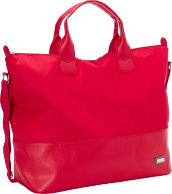 Hadaki Hamptons Tote Tango Red - Hadaki Luggage Totes and Satchels