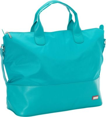 Hadaki Hamptons Tote Viridian Green - Hadaki Luggage Totes and Satchels