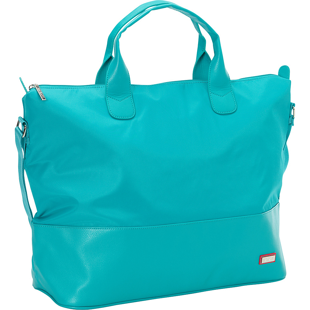 Hadaki Hamptons Tote Viridian Green - Hadaki Luggage Totes and Satchels - Luggage, Luggage Totes and Satchels