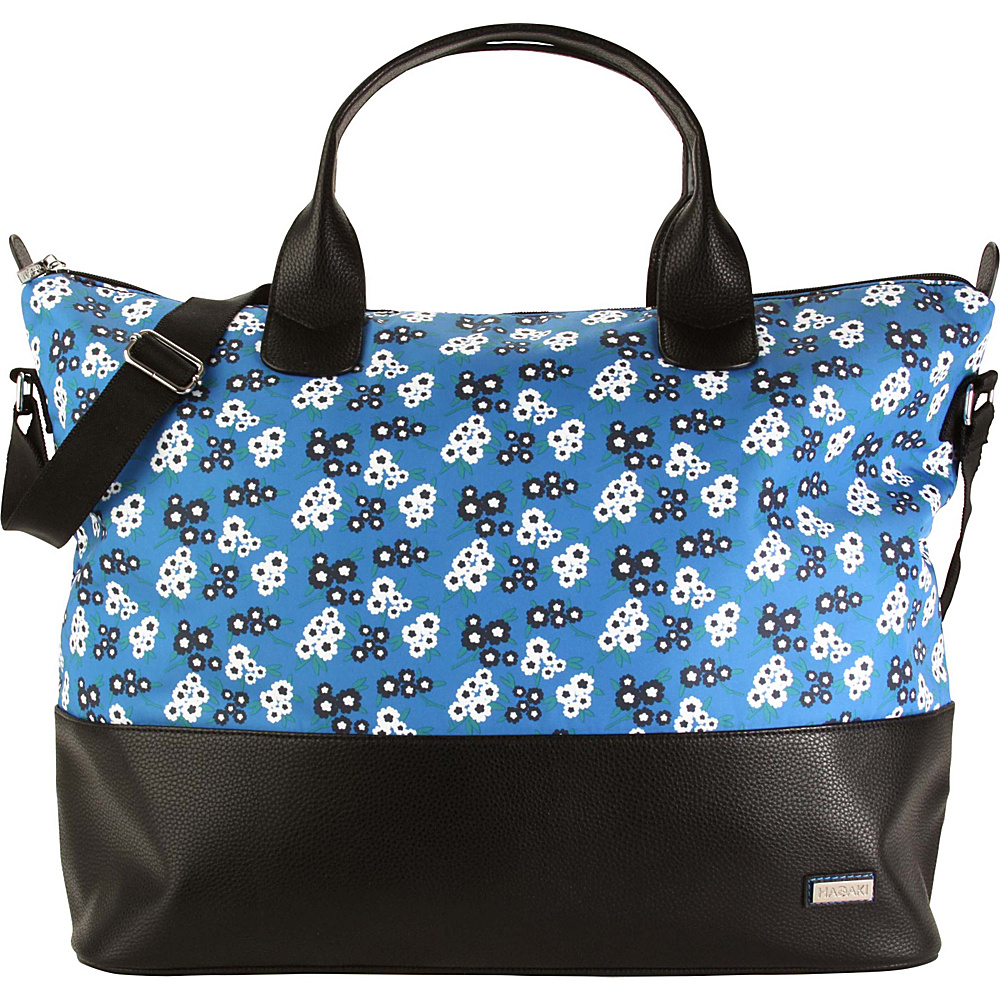 Hadaki Hamptons Tote Fantasia Floral - Hadaki Luggage Totes and Satchels - Luggage, Luggage Totes and Satchels
