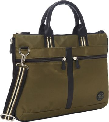 Sacs Collection by Annette Ferber Good to Go Messenger Olive - Sacs Collection by Annette Ferber Other Men's Bags