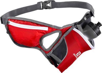 Salomon Hydro 45 Belt Bright Red/Iron - Salomon Waist Packs