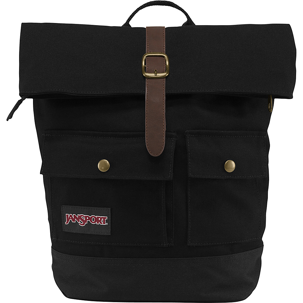 JanSport Marjorie Backpack Black - JanSport School & Day Hiking Backpacks - Backpacks, School & Day Hiking Backpacks