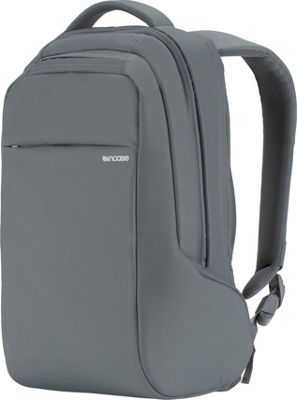 Incase Icon Slim Laptop Backpack Gray - Incase Business & Laptop Backpacks