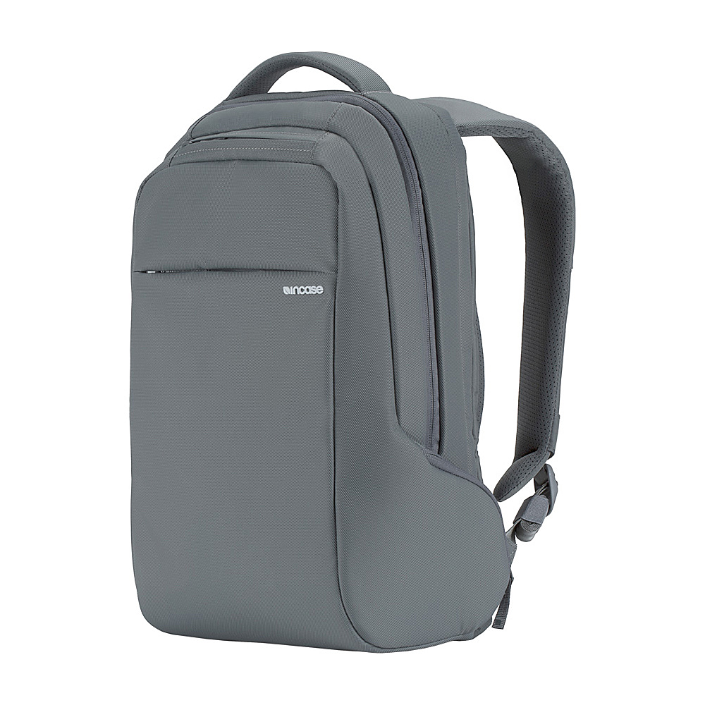 Incase Icon Slim Laptop Backpack Gray Incase Business Laptop Backpacks