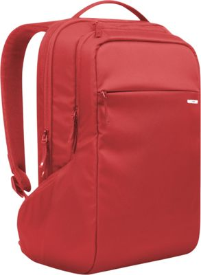 Incase Icon Slim Laptop Backpack Red - Incase Business & Laptop Backpacks