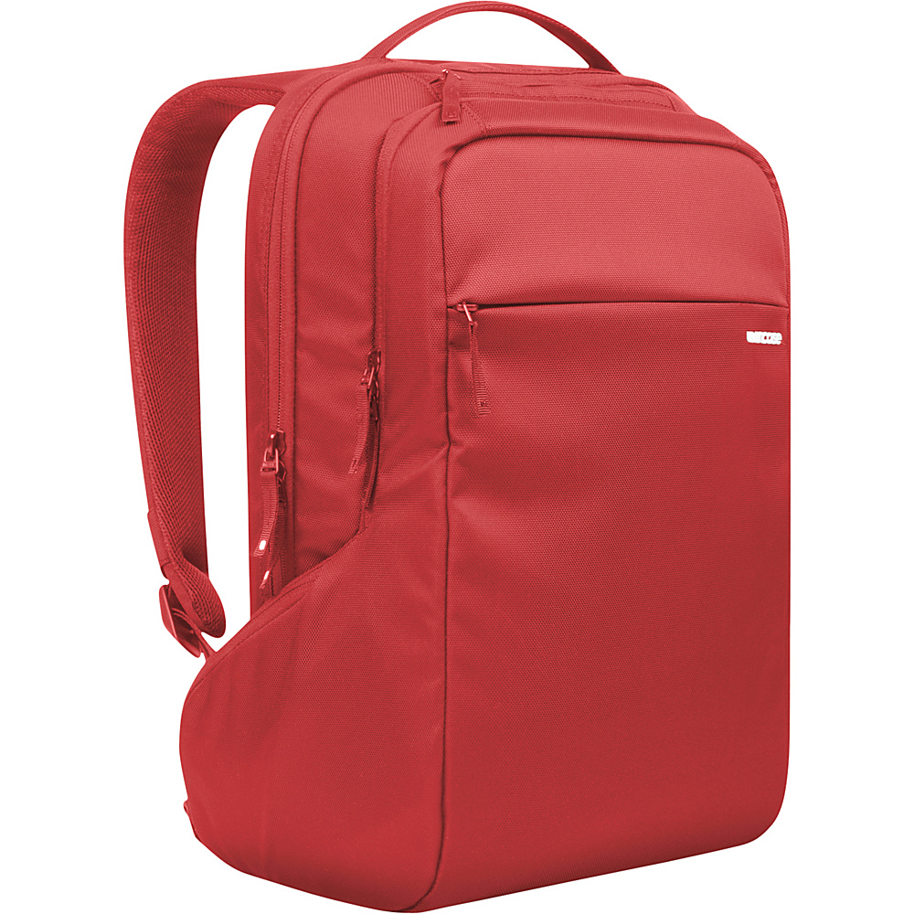 Incase Icon Slim Laptop Backpack Red Incase Business Laptop Backpacks