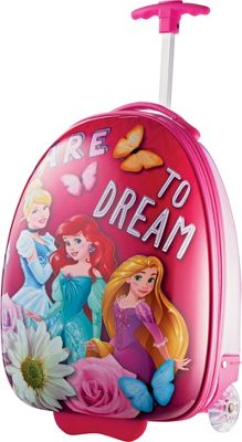 "Image of American Tourister Disney 18"" Upright Hardside Princess - American Tourister Hardside Luggage"