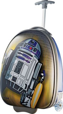 "Image of American Tourister Disney 18"" Upright Hardside Star Wars R2D2 - American Tourister Hardside Luggage"