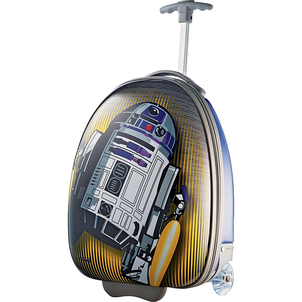 "American Tourister Disney 18"" Upright Hardside Star Wars R2D2 - American Tourister Hardside Carry-On"