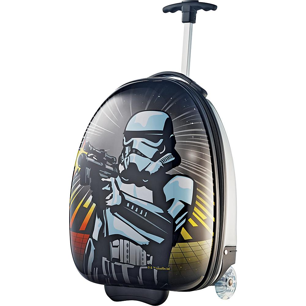 American Tourister Disney 18 Upright Hardside Star Wars Storm Trooper American Tourister Hardside Carry On