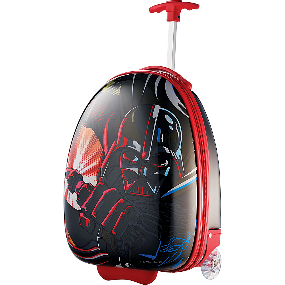 "American Tourister Disney 18"" Upright Hardside Star Wars Darth Vader - American Tourister Hardside Carry-On"