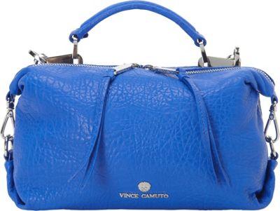 Vince Camuto Riley Small Satchel Ultra Violet - Vince Camuto Designer Handbags
