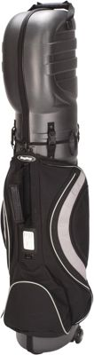 Image of Bag Boy Hybrid TC Hard Top Travel Cover Black - Bag Boy Golf Bags