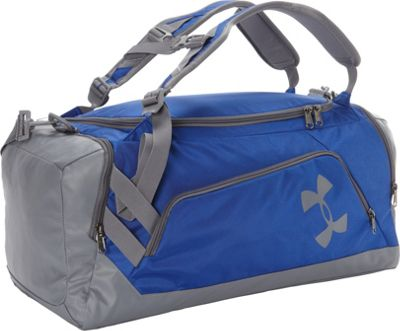 Under Armour Contain Backpack Duffel II Royal/Graphite/Graphite - Under Armour Gym Duffels