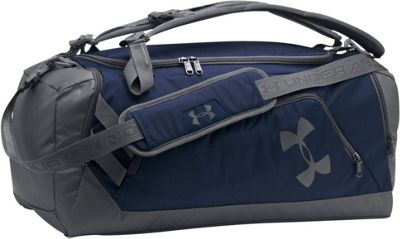 Under Armour Contain Backpack Duffel II Midnight Navy/Graphite/Graphite - Under Armour Gym Duffels