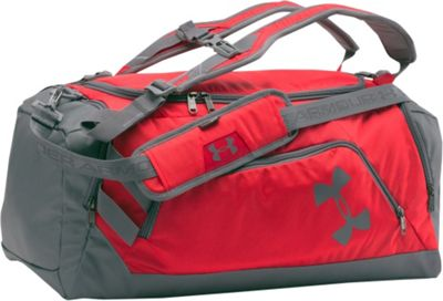 Under Armour Contain Backpack Duffel II Red/Graphite/Graphite - Under Armour All Purpose Duffels
