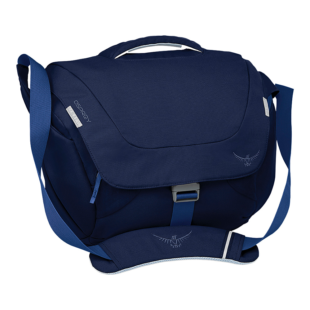 Osprey FlapJill Courier Twilight - Osprey Messenger Bags - Work Bags & Briefcases, Messenger Bags