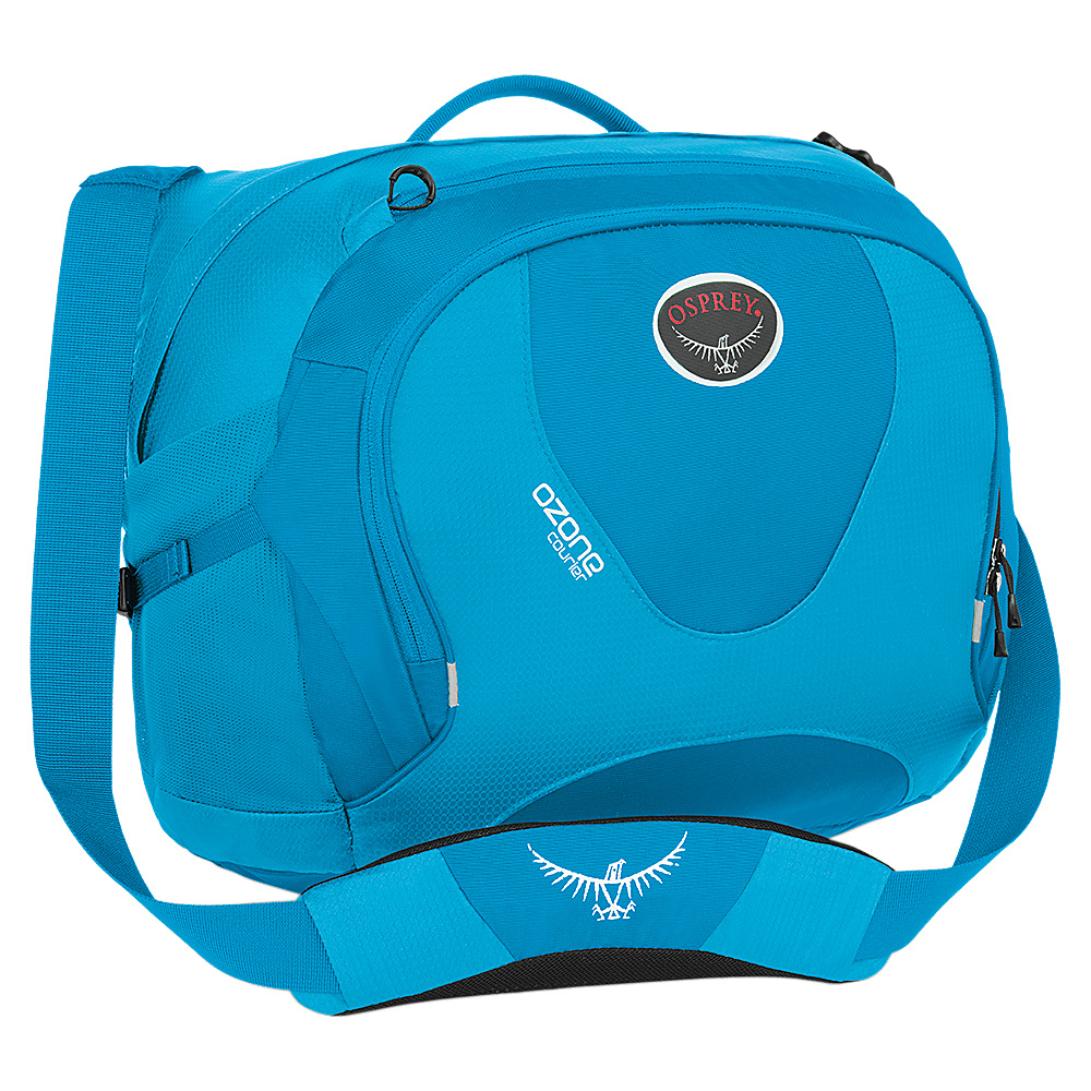 Osprey Ozone Courier Summit Blue - Osprey Messenger Bags - Work Bags & Briefcases, Messenger Bags