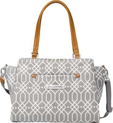 Petunia Pickle Bottom Statement Satchel Quartz - Petunia Pickle Bottom Diaper Bags & Accessories