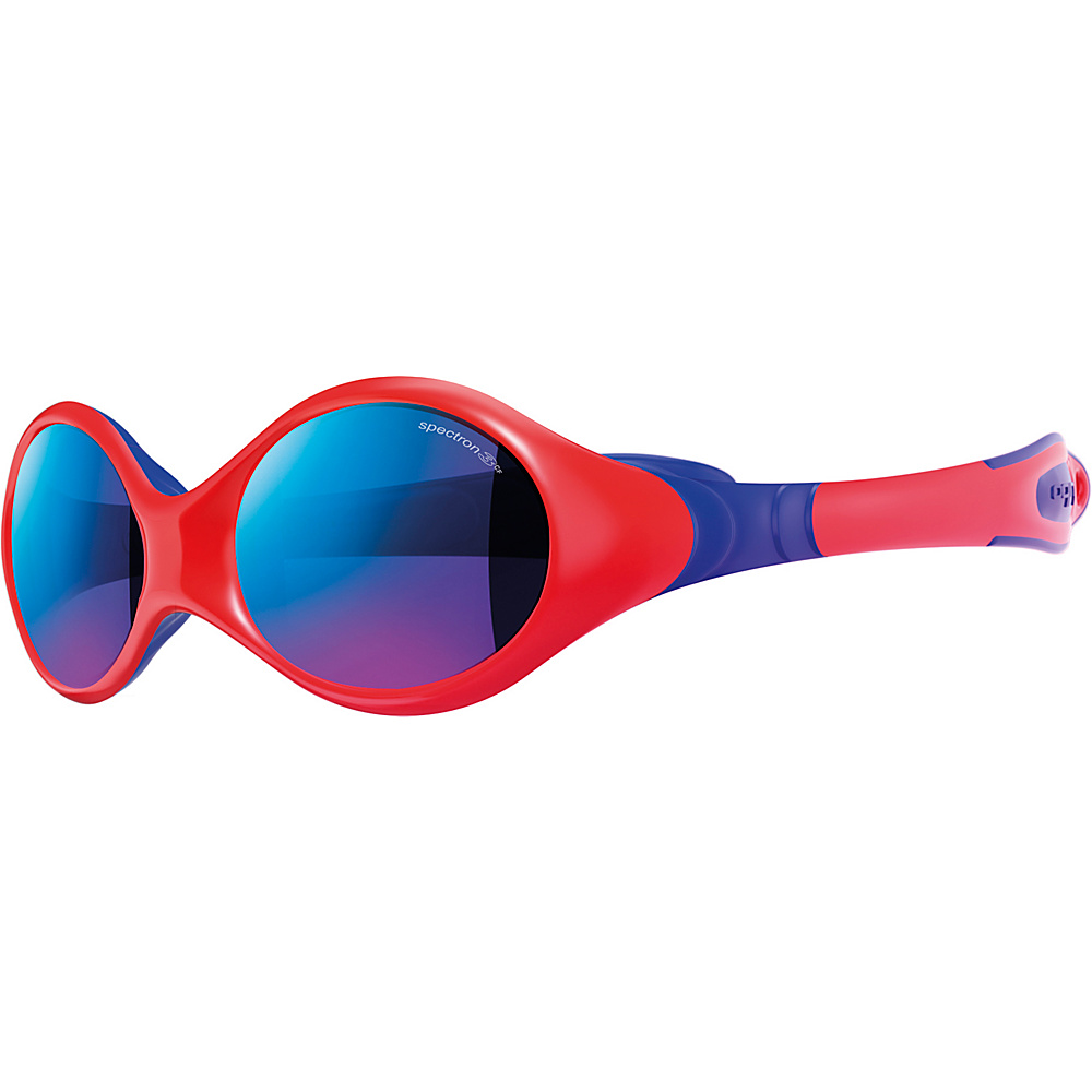 Julbo Looping 2 Spectron 3 CF Lenses Red Blue Julbo Sunglasses