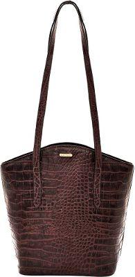 Hidesign Classic Bonn Handbag Brown - Hidesign Leather Handbags