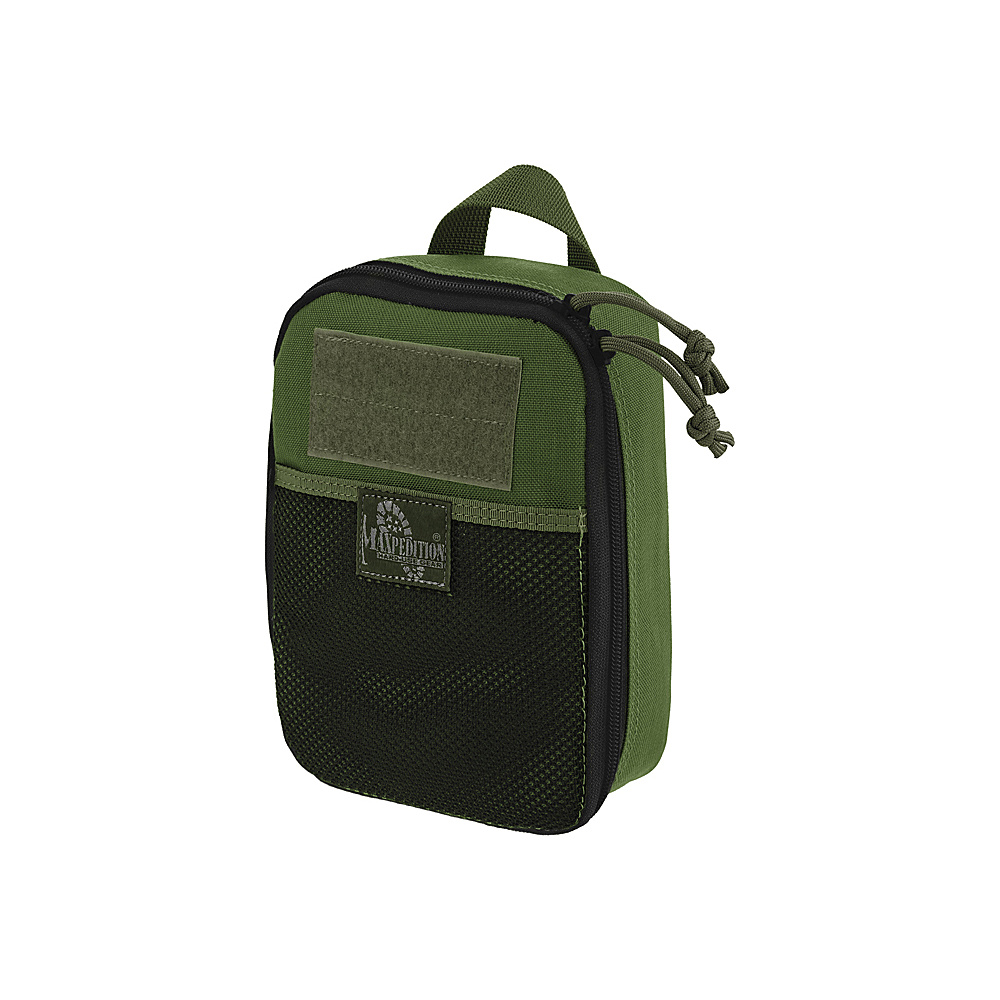 Maxpedition BEEFY Pocket Organizer Green Maxpedition Travel Organizers