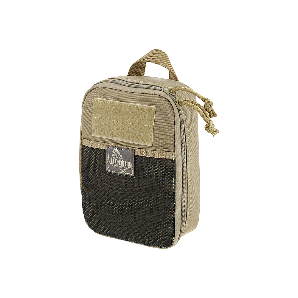 Maxpedition BEEFY Pocket Organizer Khaki Maxpedition Travel Organizers