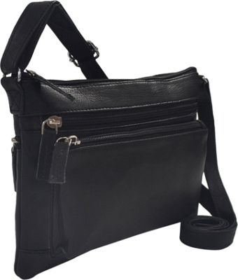 Zip Pocket Crossbody Bag 14