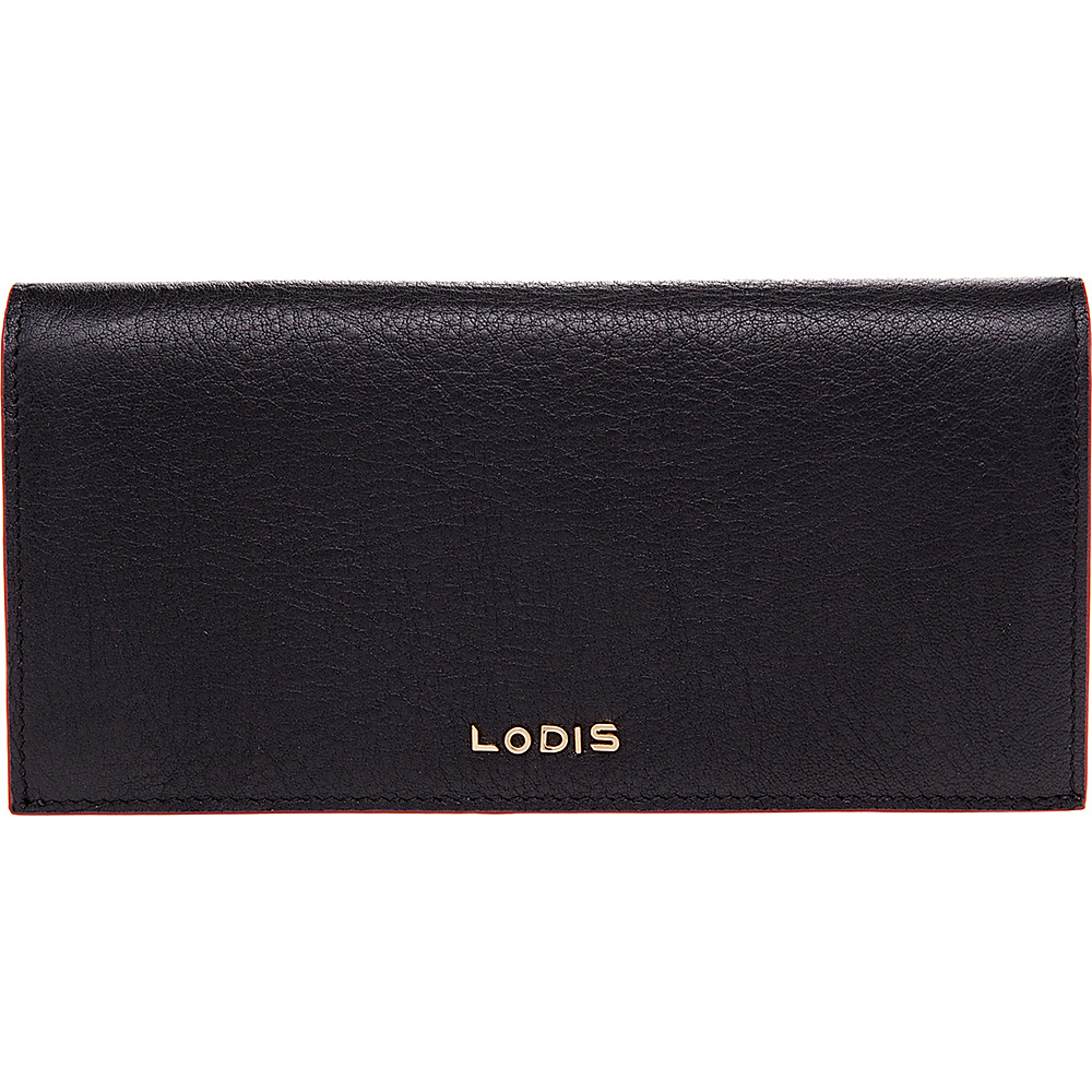 Lodis Kate Kia Wallet Black Lodis Women s Wallets