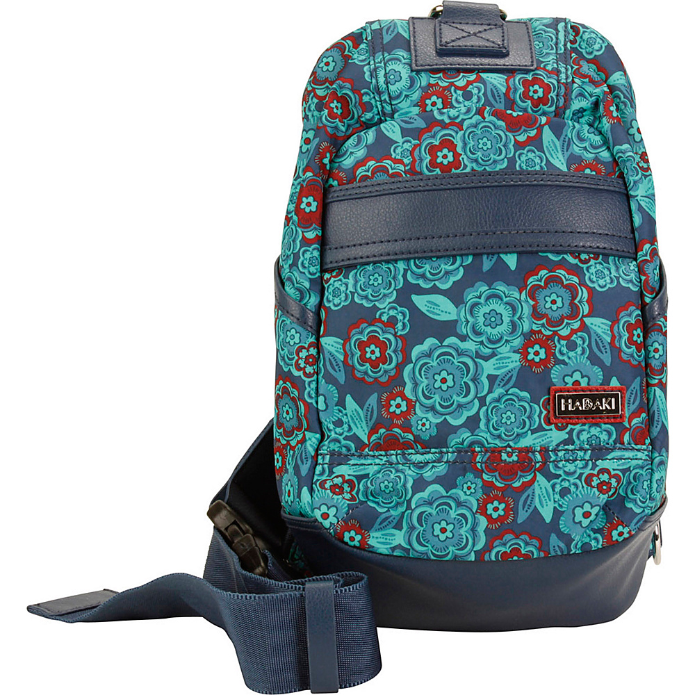 Hadaki Urban Sling Floral - Hadaki Everyday Backpacks - Backpacks, Everyday Backpacks