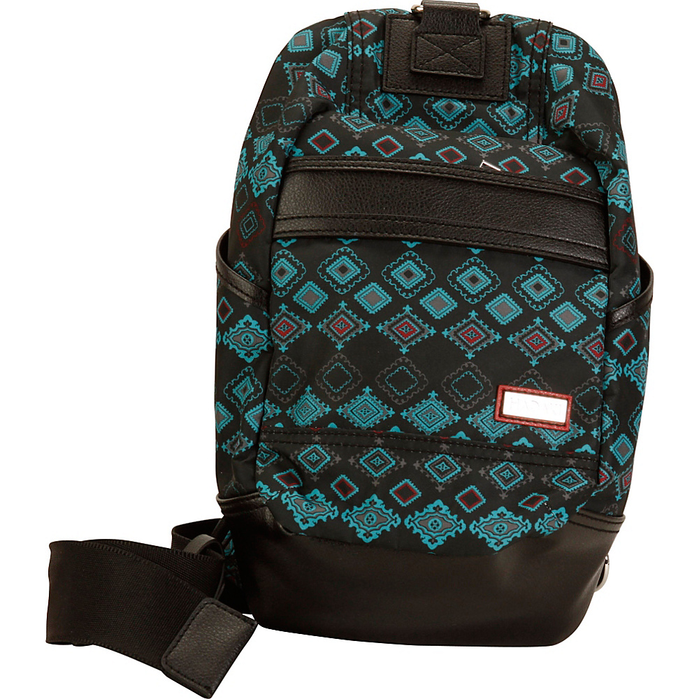 Hadaki Urban Sling Geo - Hadaki Everyday Backpacks - Backpacks, Everyday Backpacks