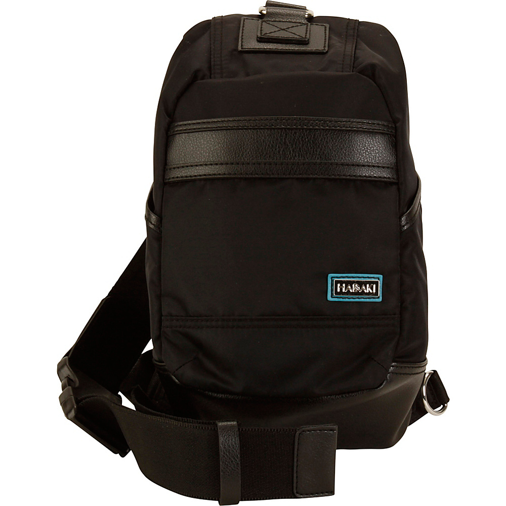 Hadaki Urban Sling Black - Hadaki Everyday Backpacks - Backpacks, Everyday Backpacks