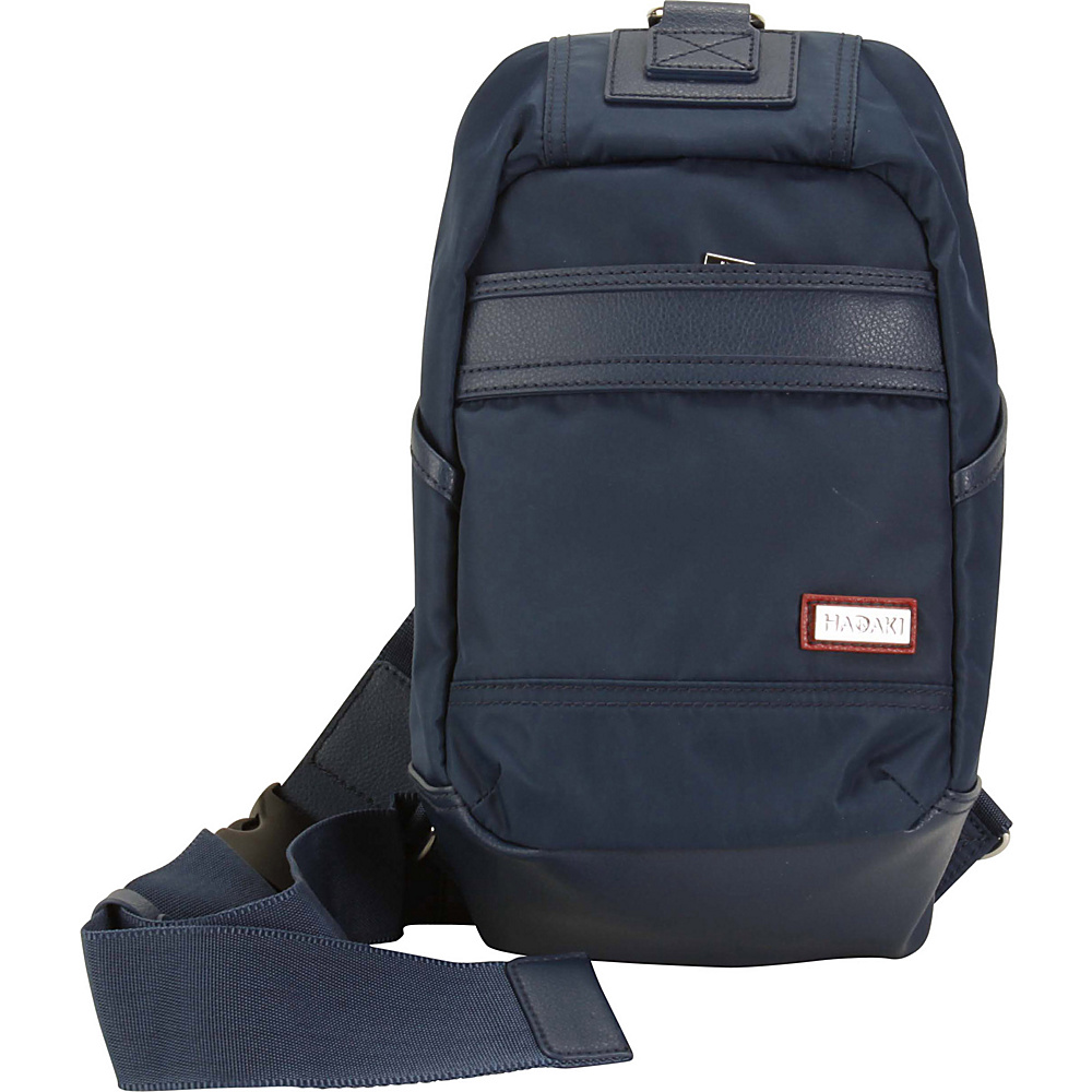 Hadaki Urban Sling Indian Teal - Hadaki Everyday Backpacks - Backpacks, Everyday Backpacks