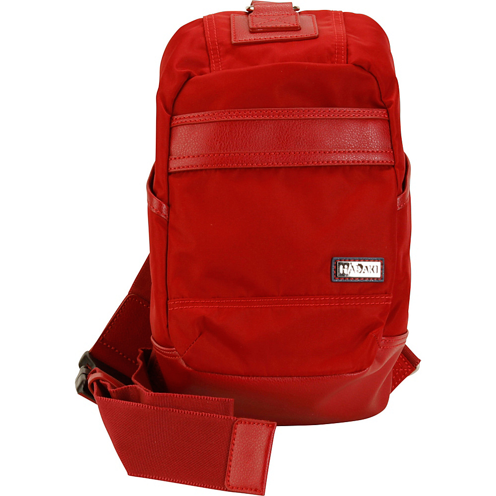 Hadaki Urban Sling Rhubarb - Hadaki Everyday Backpacks - Backpacks, Everyday Backpacks