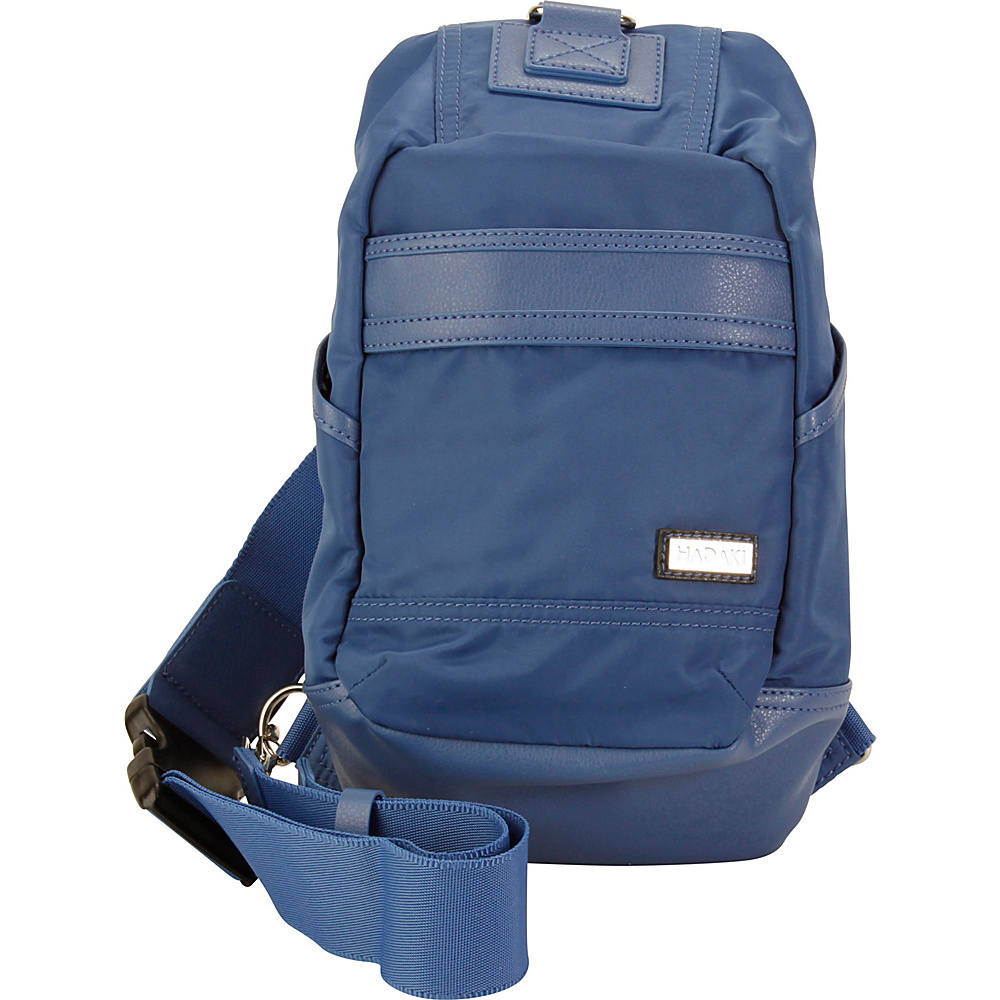 Hadaki Urban Sling Bijou Blue - Hadaki Everyday Backpacks - Backpacks, Everyday Backpacks