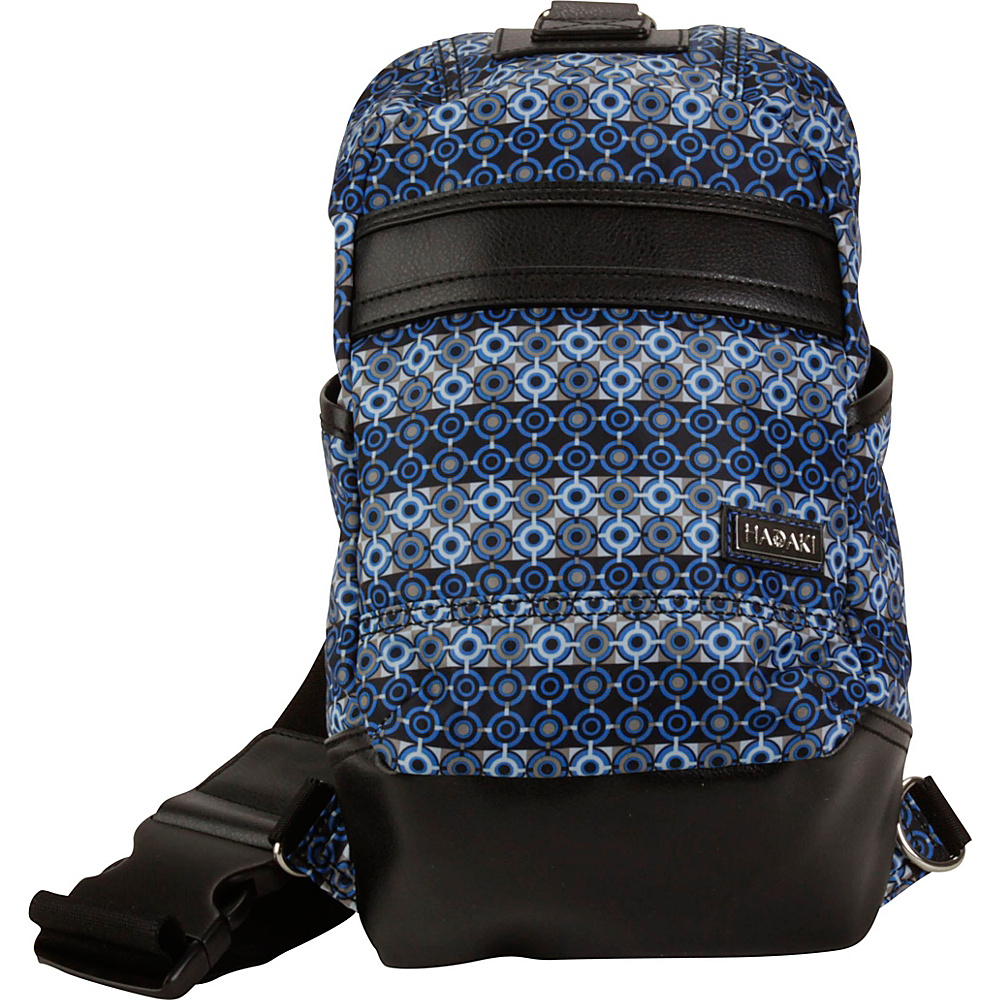 Hadaki Urban Sling Grid - Hadaki Everyday Backpacks - Backpacks, Everyday Backpacks