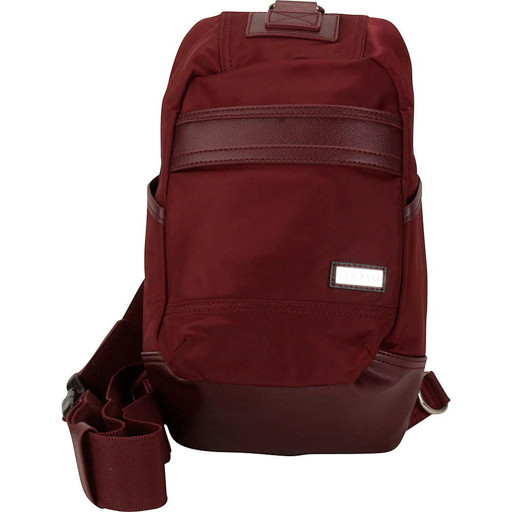 Hadaki Urban Sling Wine - Hadaki Everyday Backpacks - Backpacks, Everyday Backpacks