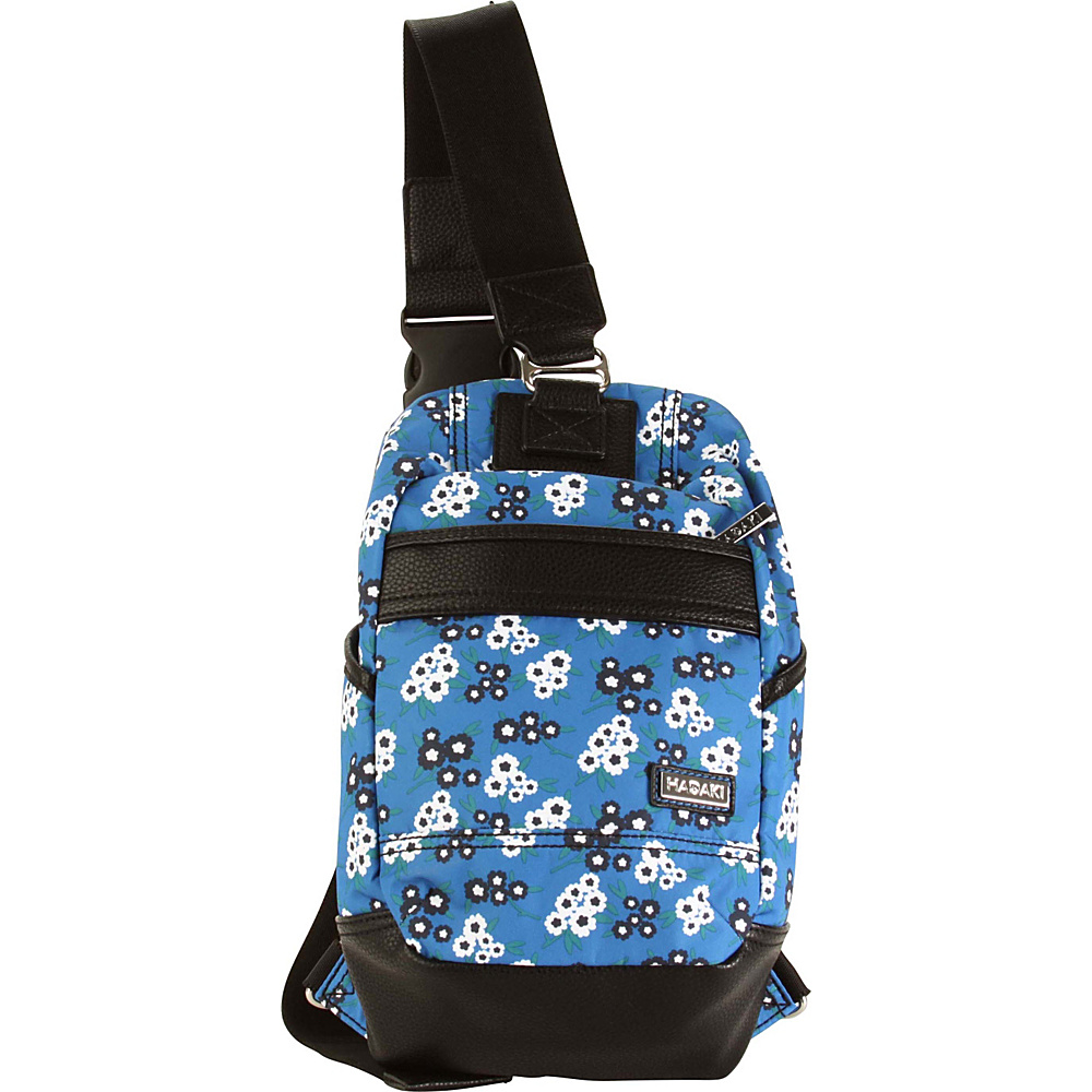 Hadaki Urban Sling Fantasia Floral - Hadaki Everyday Backpacks - Backpacks, Everyday Backpacks