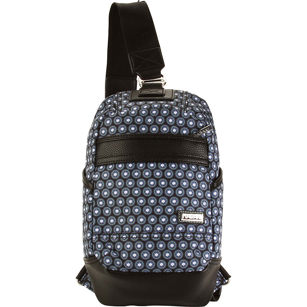 Hadaki Urban Sling Fantasia Geo - Hadaki Everyday Backpacks - Backpacks, Everyday Backpacks