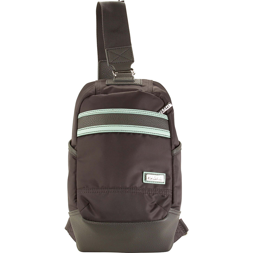Hadaki Urban Sling Asphalt - Hadaki Everyday Backpacks - Backpacks, Everyday Backpacks