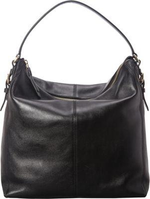 Cole Haan Rockland Hobo Black - Cole Haan Designer Handbags